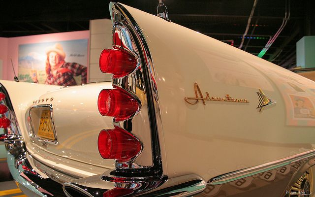 1957 Desoto Adventurer Cnv White Adventurers Gold Poly