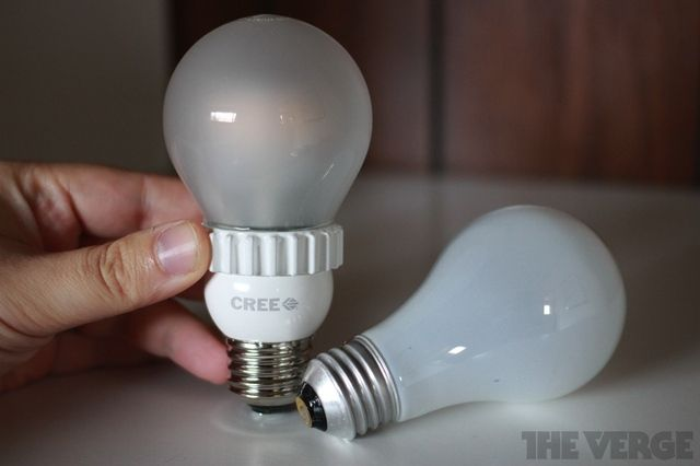 Cree S 13 Led Light Bulb Is The Best Yet Looks And Feels