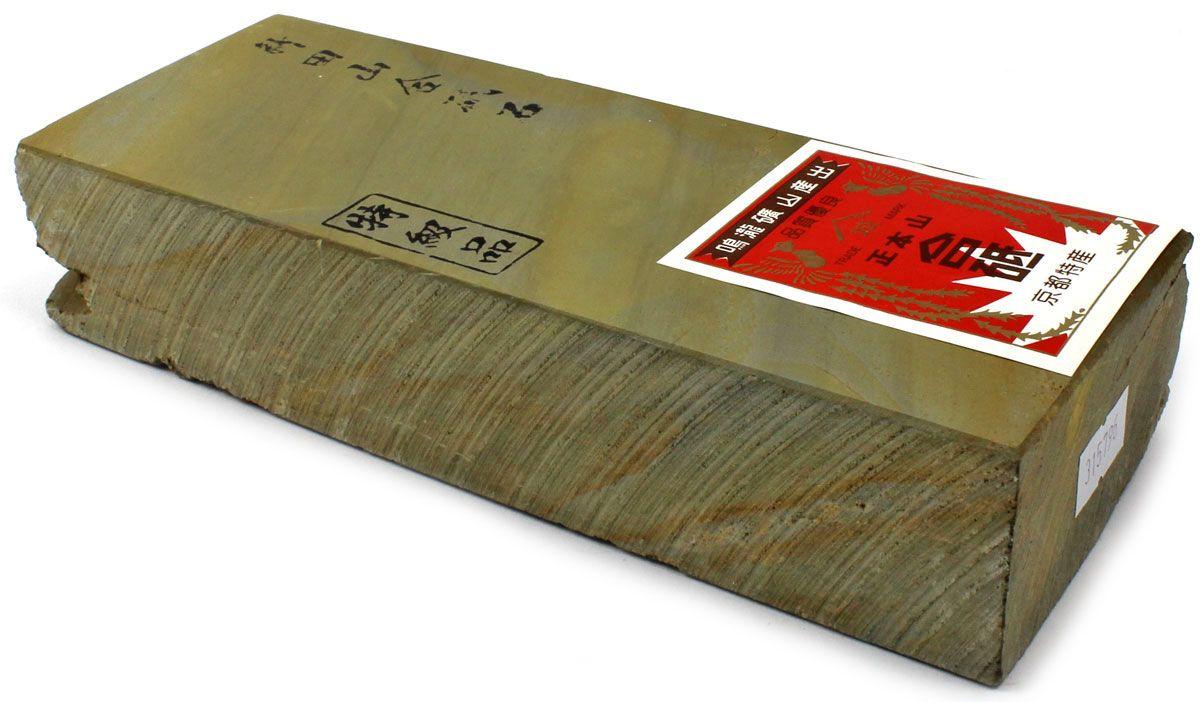 Shinden natural honing stone grit size estimated more