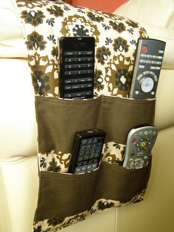pattern for chair pocket organizer