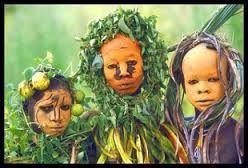 Resultado de imagem para imagens de tribos nigeriana
