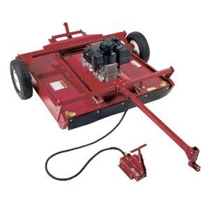 Swisher Rtb12544 44 Inch 12 5 Hp Trailcutter Turf Builder Tractor Mower Tractor Attachments