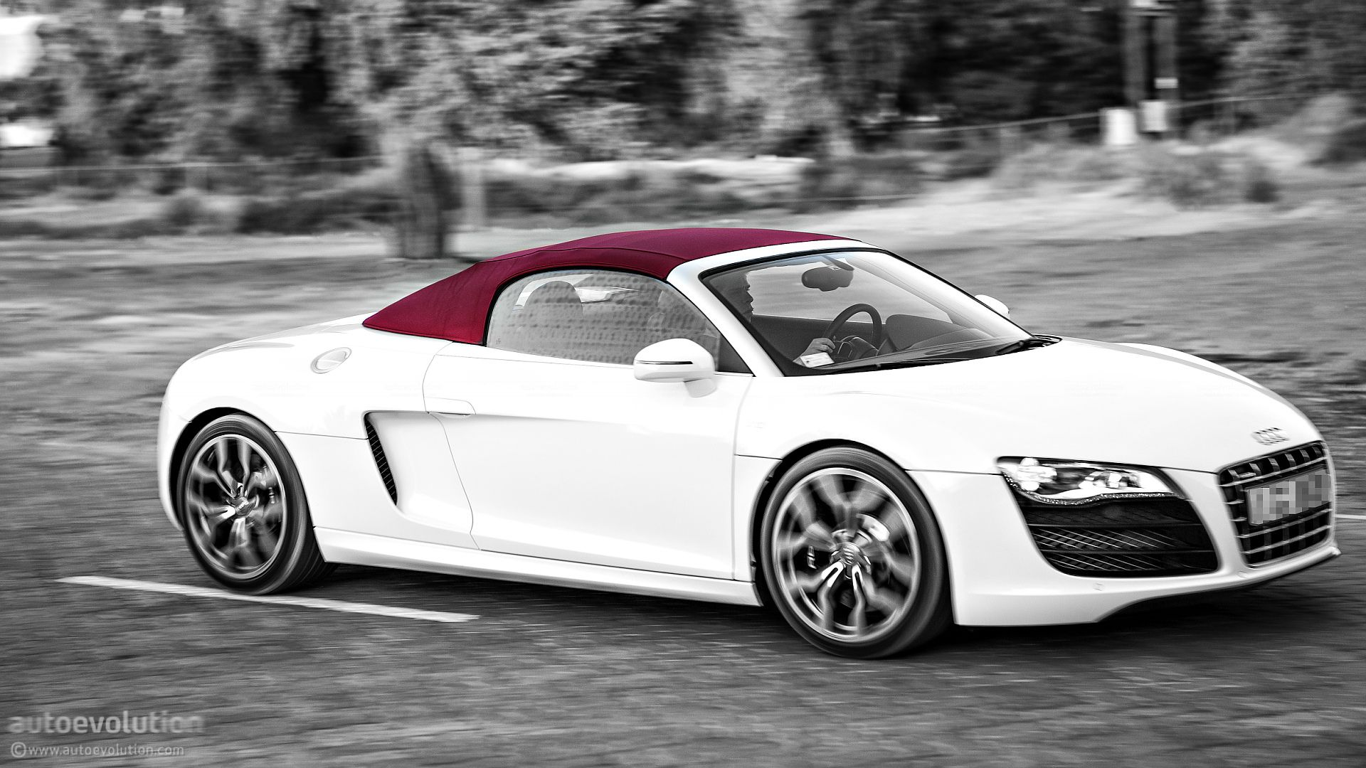 audi r8 cabrio v10 passing through our garage pinterest audi r8 audi and cars. Black Bedroom Furniture Sets. Home Design Ideas