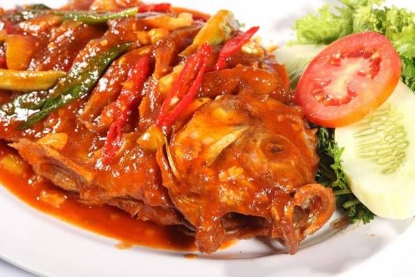 Resep Gurame Bakar Bumbu Rujak Fish Recipes Sweet And Sour Fish Recipe Easy Cooking Recipes