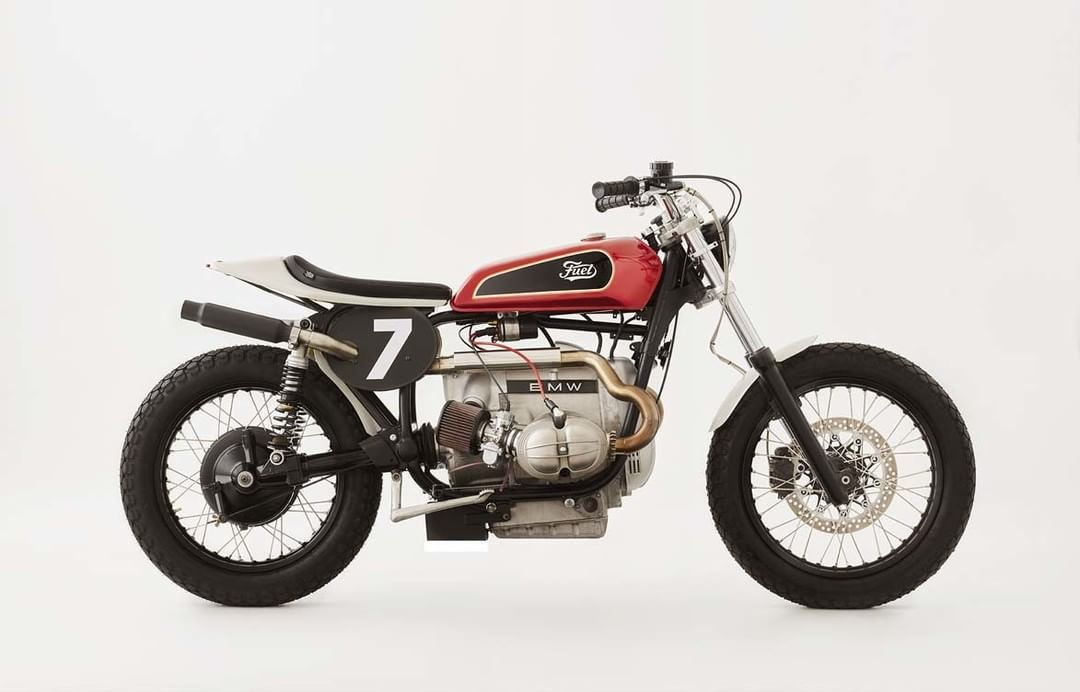 BMW R100 Street Tracker #2 by FUEL #motorcycles #streettracker #motos…