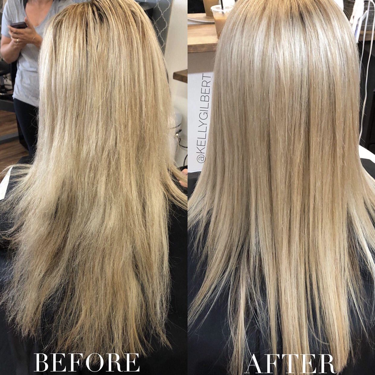 Restructuring Line Before And After Monathair Monathaircare