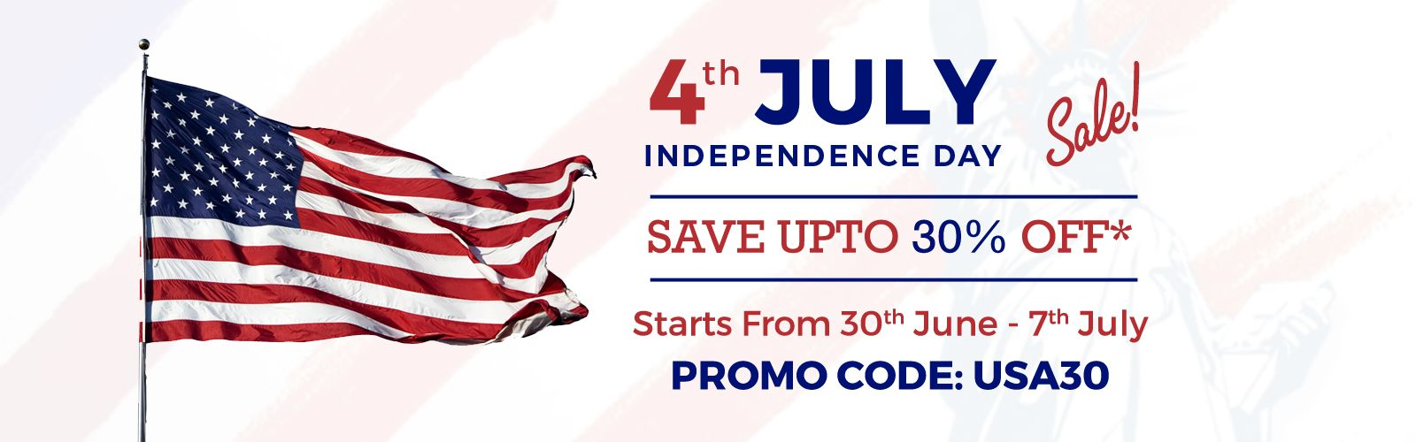Amazon Clone Script Independence Day