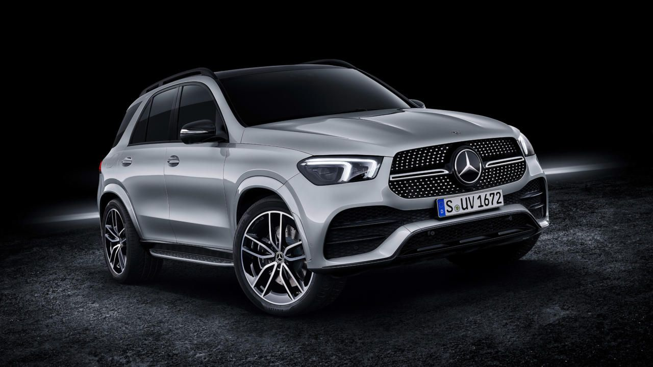 Mercedes Benz Design The Gle 450 4matic W 167 With Amg Line In