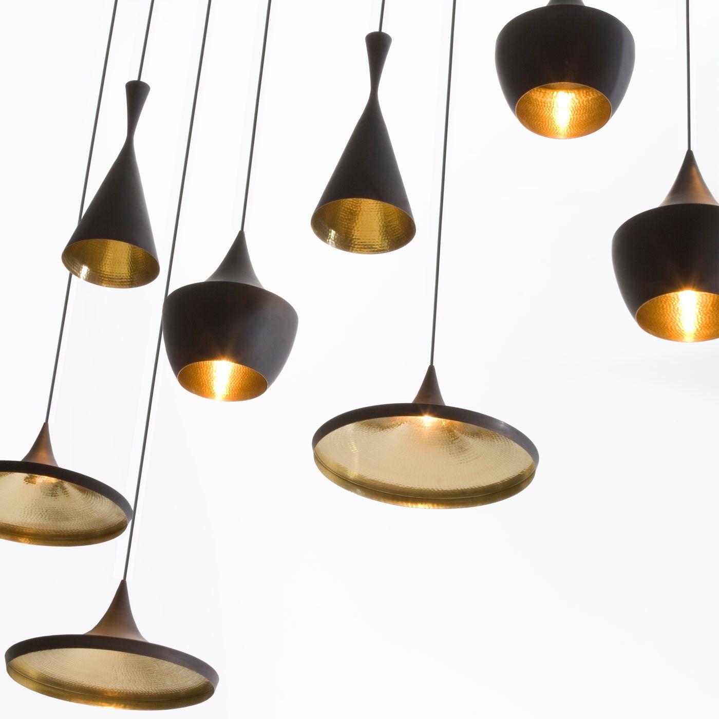 Tom Dixon Lights Pendelleuchte Tom Dixon Lampe Design Lampen