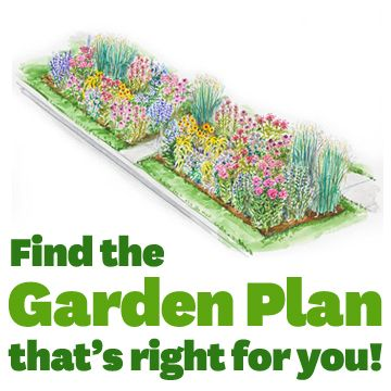 No-Fuss Garden Plans | Gardens, Beautiful And Flowers