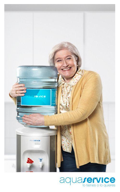 Lo Tienes O Lo Quieres Empieza A Disfrutar De Las Ventajas De Tener Aquaservice En Casa Clica Te Inf Maquina De Agua Dispensador De Agua Agua Purificada