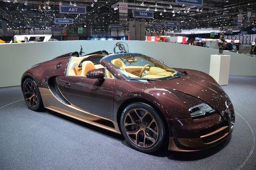Geneva Motor Show 2014 IV