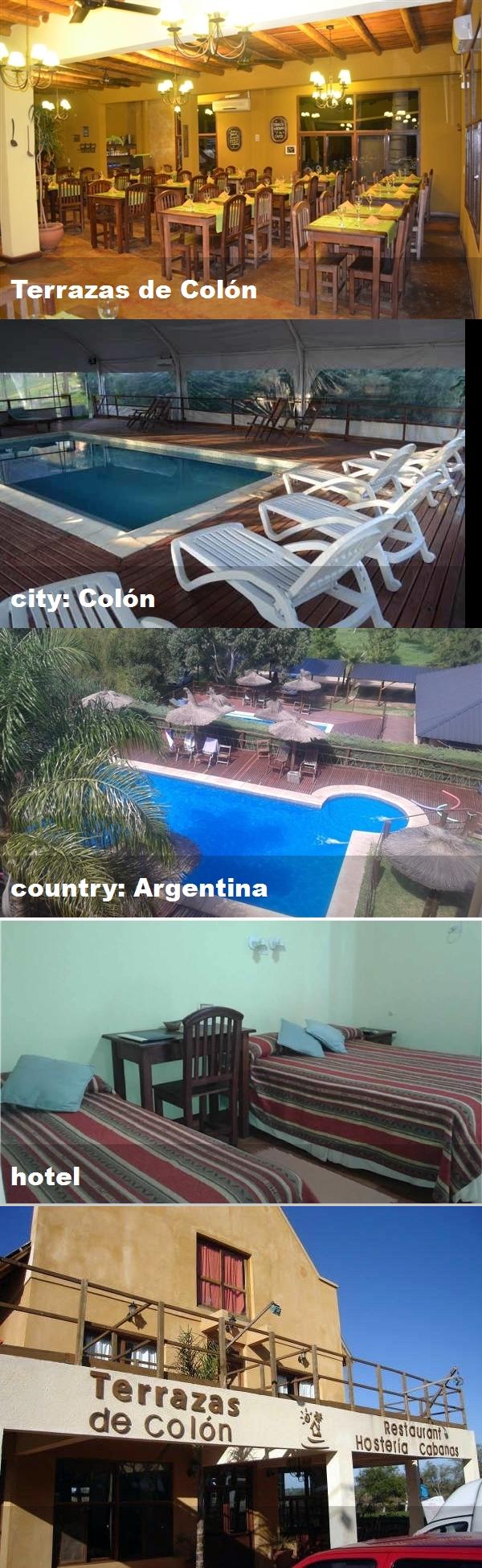 Terrazas De Colon City Colon Country Argentina Hotel Argentina Marina Bay Sands Travel