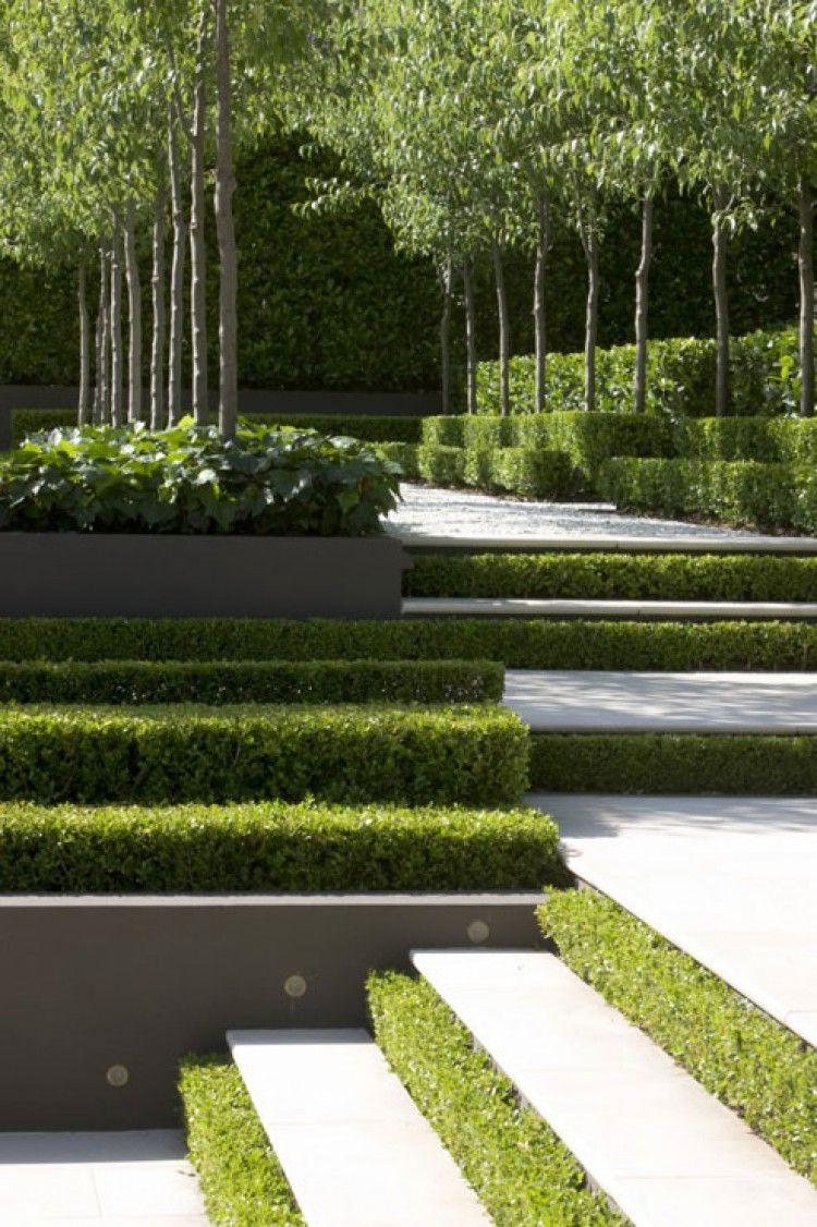 7 EXQUISITE FORMAL GARDENS #gardendesign