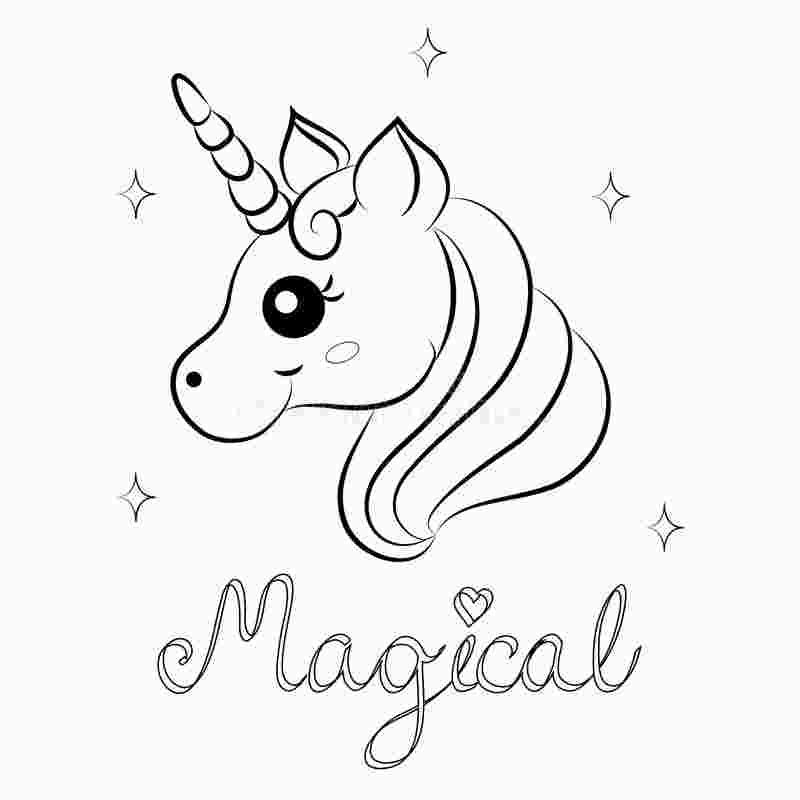 Cartoon Unicorn Coloring Pages Unicorn Coloring Pages Cartoon Coloring Pages Unicorn Drawing