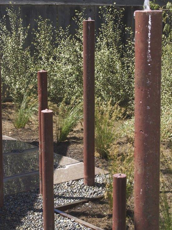 Diy Indoor Water Fountain Design, Pictures, Remodel, Decor and Ideas - cascada de pared
