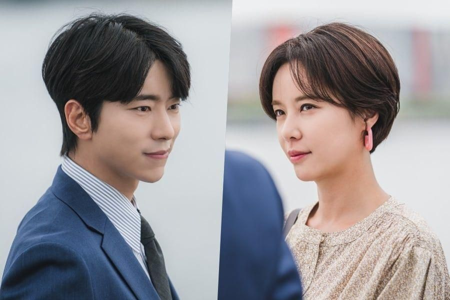 "Hwang Jung Eum Spends Quality Time With Yoon Hyun Min In ""To All The Guys Who Loved Me"""