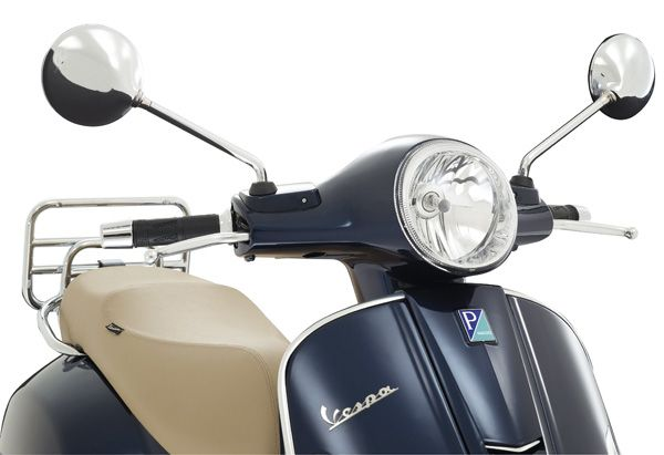 Superlative power and style: the Vespa GTS is unrivalled on the market.