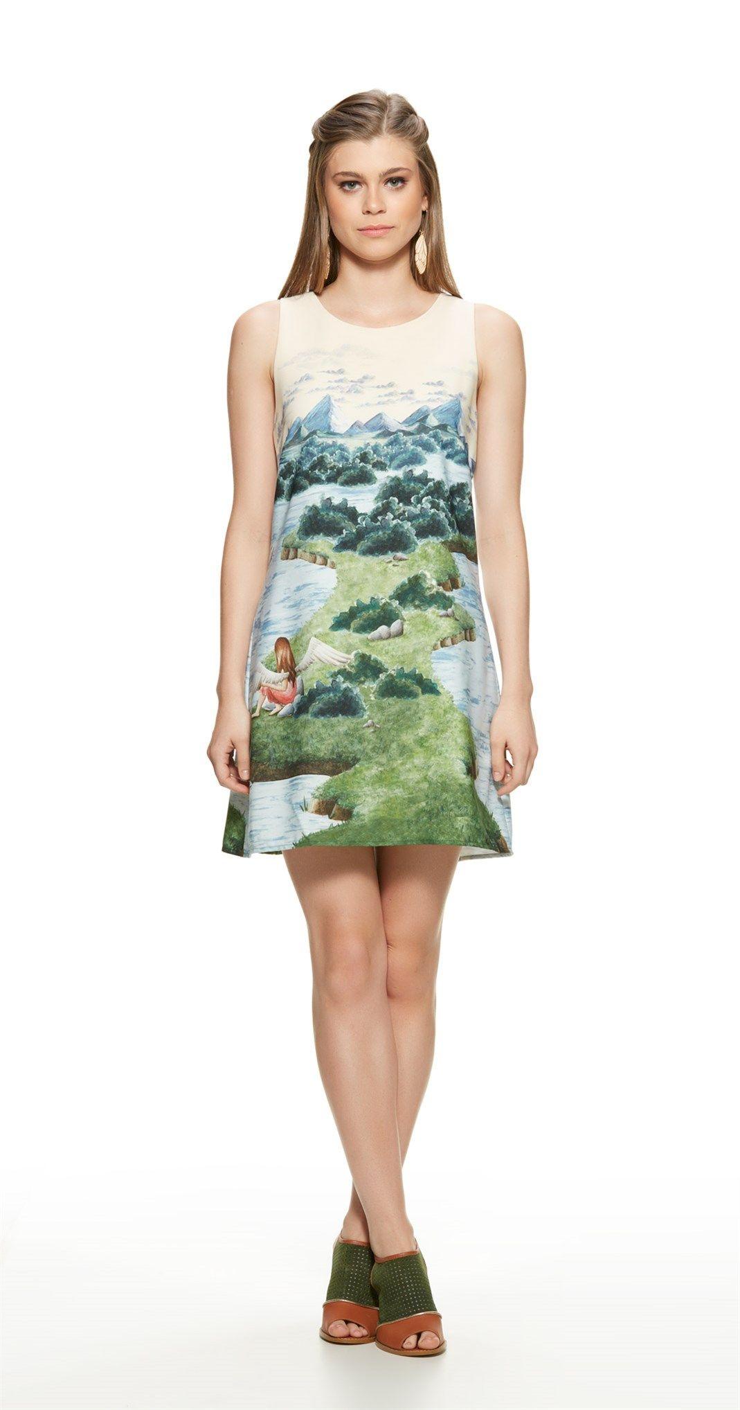 Só na Antix Store você encontra Vestido Menina Cisne com exclusividade na internet