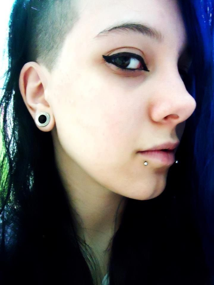 Emo Piercing Ear Stretching Piercings And Tattoos