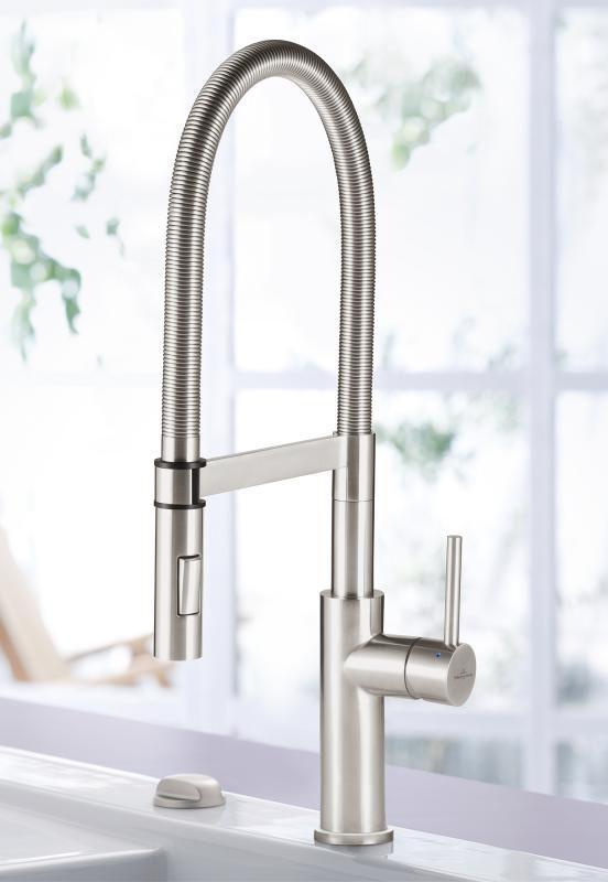 Villeroy & Boch Steel Expert: Die Küchenarmatur verfügt über die ...