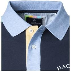 Photo of Hackett Poloshirts Männer, blau Hackett