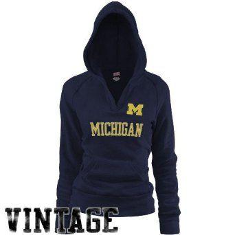 Amazon com: NCAA Michigan Wolverines Ladies Navy Blue Rugby