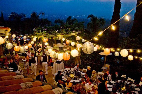 Villa Verano, Santa Barbara, California - Event and Wedding Locations - Santa Barbara Venues
