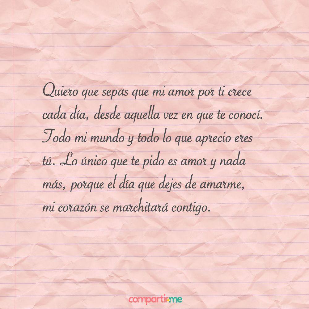 Frasesdeamor Pro Cartas De Amor Románticas Cartas Para Enamorar Cartas De Amor