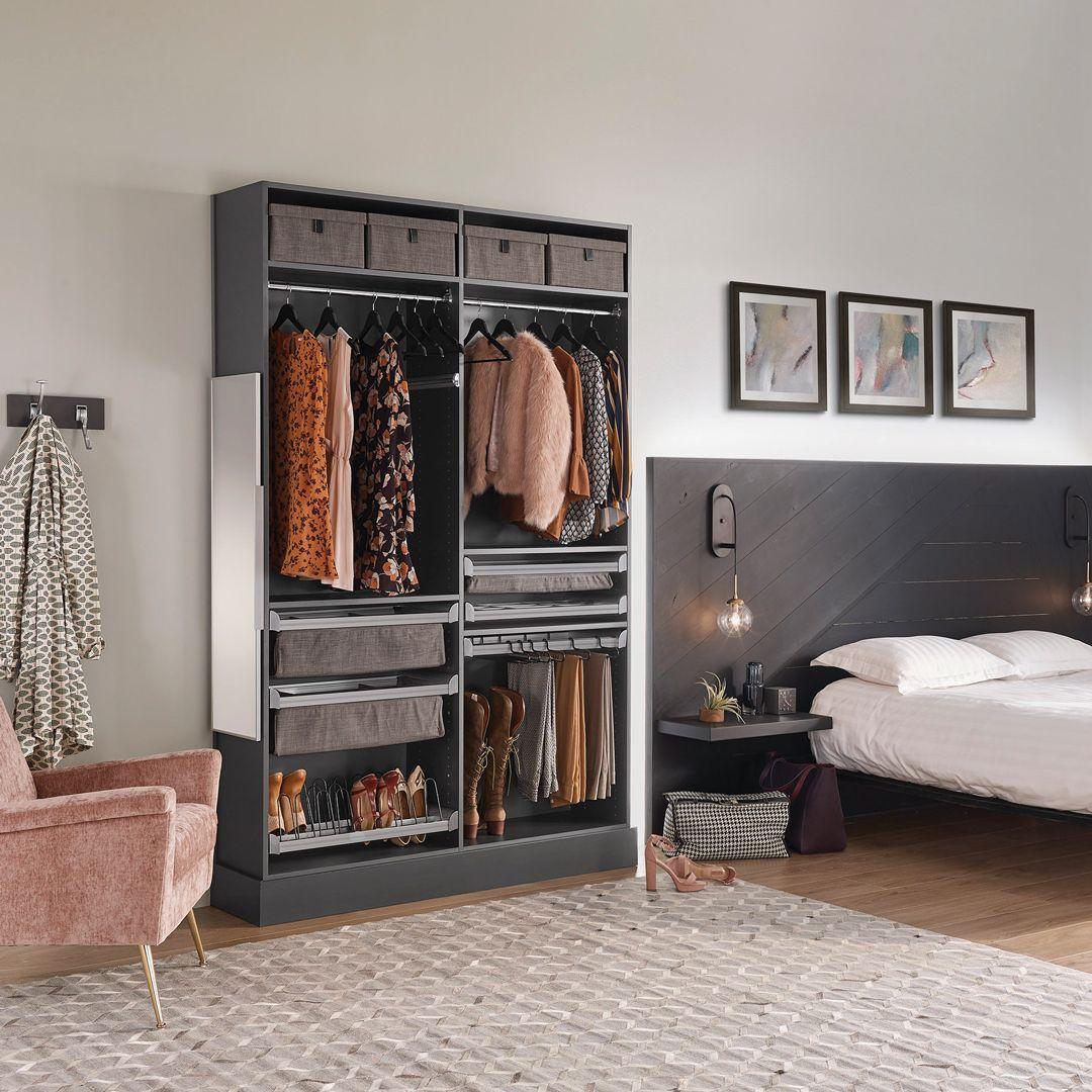 Standalone Closet Closet Storage Systems Closet Bedroom Closet Design