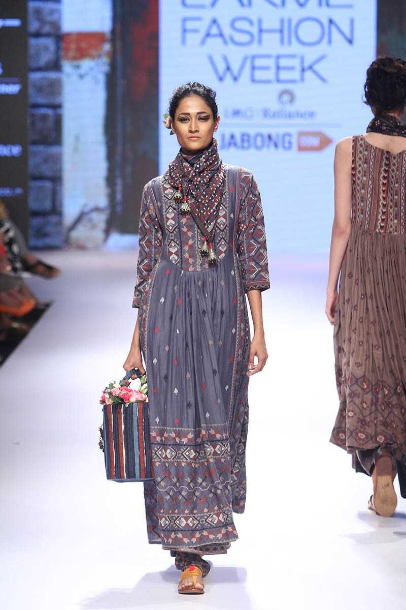 Vrisa at Lakmé Fashion Week Winter/Festive 2015 | Vogue India | Fashion | Fashion Shows