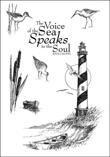 Stamps Lighthouse The Voice Of The Sea Speaks To The
