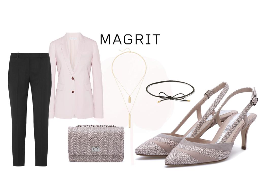 #Magrit & #shopping No sabes que ponerte en la época de entretiempo?  Te aportamos ideas con nuestro modelo destalonado MELISSA.  Aprovecha sus colores y materiales muy combinables! LINK WEB: http://www.magrit.es/es-ES/melissa-nude-558