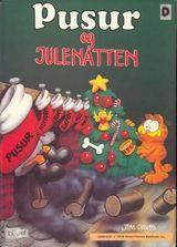 """""""Pusur og julenatten"""" av Jim Davis"""