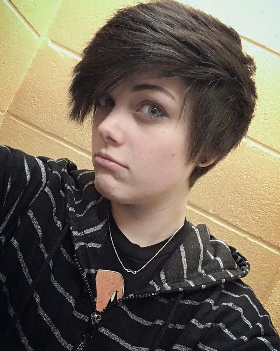 Sammy chan pelo más corto pinterest haircuts dream hair and