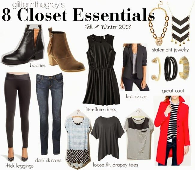 058d5ec3ad2ac Must-have basics for a modern woman's closet today // Fall Must-Haves