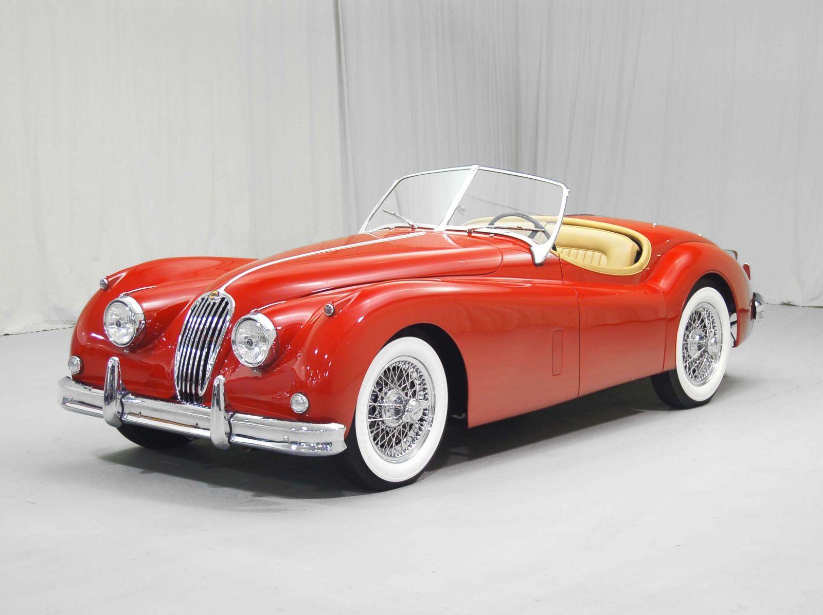 1955 Jaguar XK140 Hyman Ltd. Classic Cars 자동차