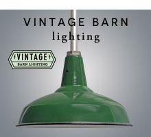 Vintage Barn Lighting