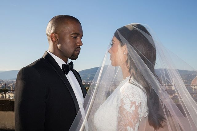 Kim Kardashian West Kimkardashian Instagram Photos And Videos Kim Kardashian Wedding Kanye West Wedding Kardashian Wedding