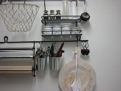Superieur Kitchen Wall Storage System