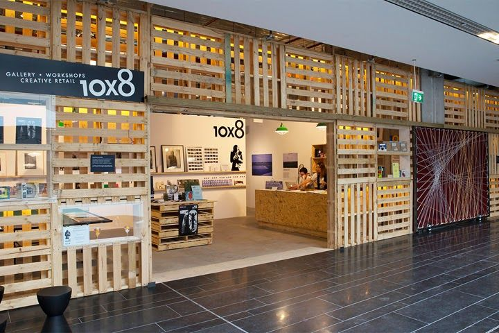 Brand X Loop creative Sidney Australia Muebles para Expo