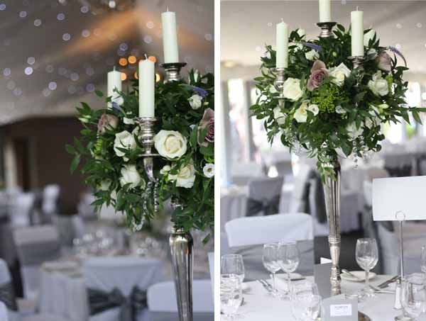 Wedding Flowers At Hogarths Solihull