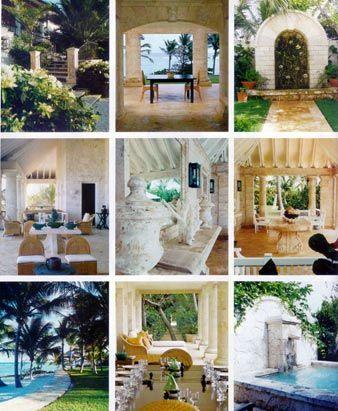 Oscar De La A S Home In The Dominican Republic House