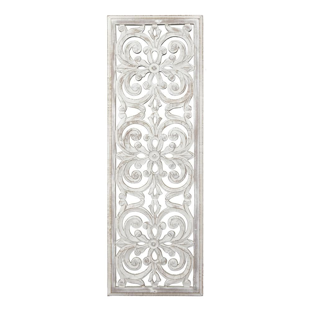 "Wall panel decor// Applique Over 22/"" long"
