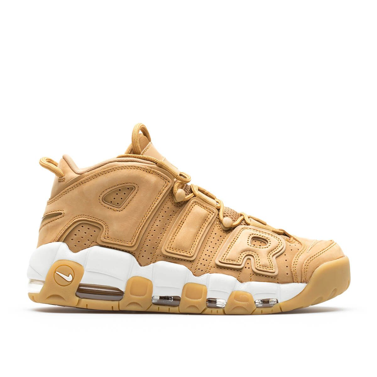 cbd76d85e0b5f0 Nike Air More Uptempo  96 PRM from the Holiday  17 collection in flax