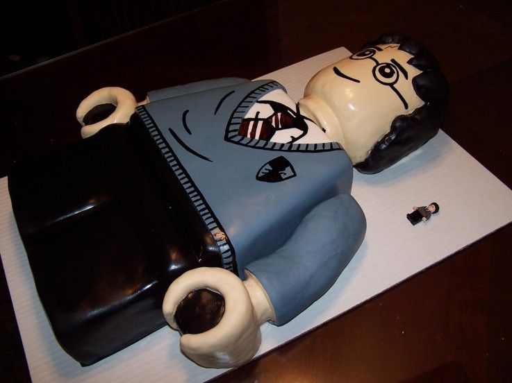 Harry Potter Lego Cake Decorating Community Cakes We Bake