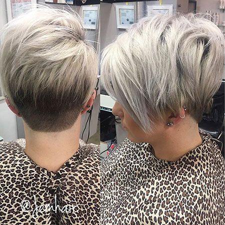23 Stylish Pixie Undercut Hair Ideas hair Undercut