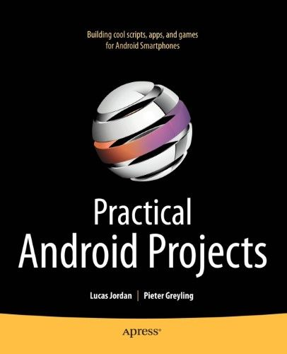 Practical Android Projects | Products | Android book