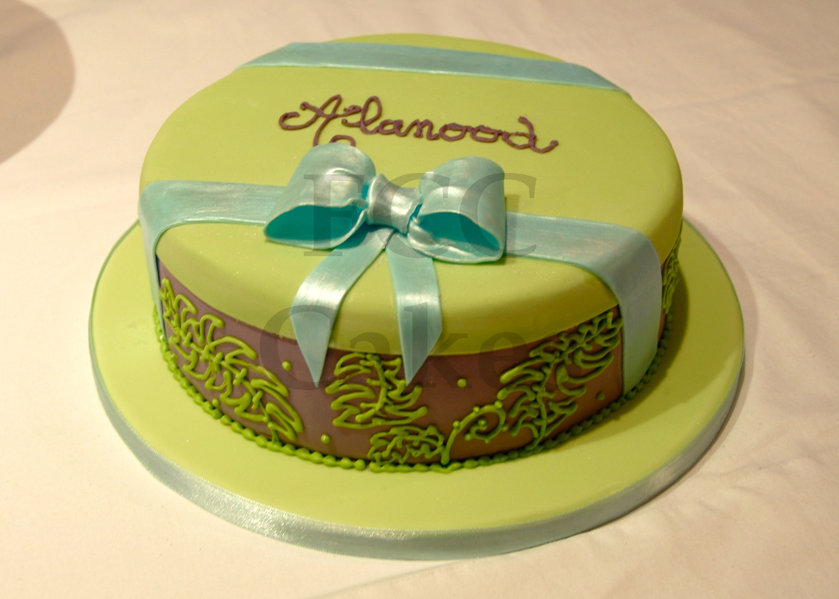 Pin van The French Cake Company op Cakes for ladies
