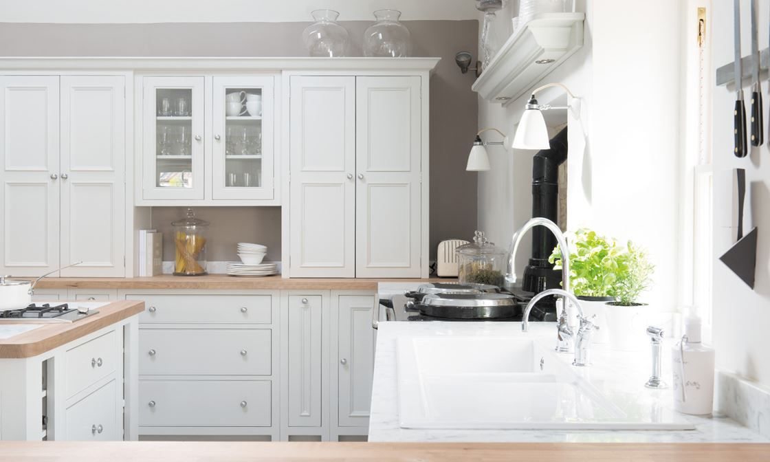 Chichester Painted Country Kitchen Fitted Kitchen And Kitchen Ideas